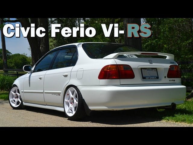 Stanced-honda-civic-ferio-vi-rs