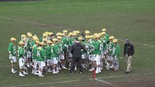 Bishop Guertin at Pinkerton Academy Boys Varsity Lacrosse 4 30 18