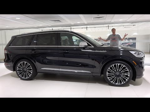 External Review Video FDjWBrK6lo0 for Lincoln Aviator & Aviator Grand Touring Crossover SUV (2nd gen)
