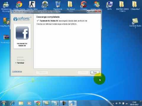 Tutorial Como Descargar el Facebook 2012¨*