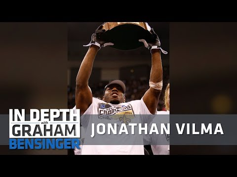 Jonathan Vilma: Career-defining moment with Sean Payton