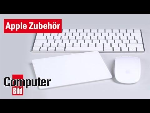 Viel Magie? Magic Trackpad 2, Mouse 2 und Keyboard von Apple