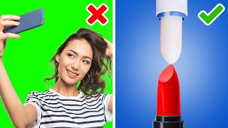 40 GENIUS GIRLY HACKS THAT ACTUALLY WORK || 5-Minute Beauty Recipes