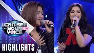 I Can See Your Voice: Regine at Angge, nag duet sa I Can See Your Voice