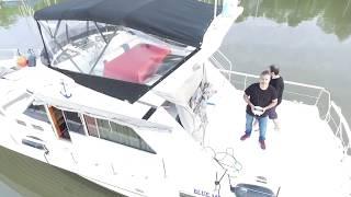 Volando el Drone DJI Phantom en San Fernando