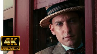 The Great Gatsby (2013) - The Valley of Ashes was a Grotesque Place Scene (7/40)   Momentos