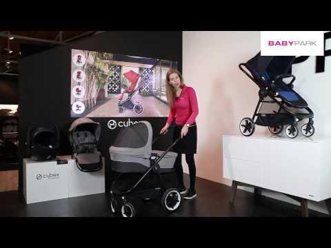 Cybex Balios M kinderwagen | Review