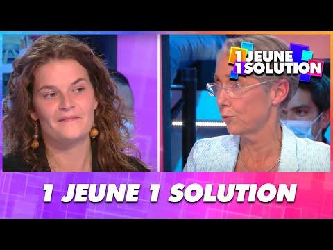 Elisabeth Borne propose un travail au Ministère de l'environnement à Bérénice, étudiante en galère