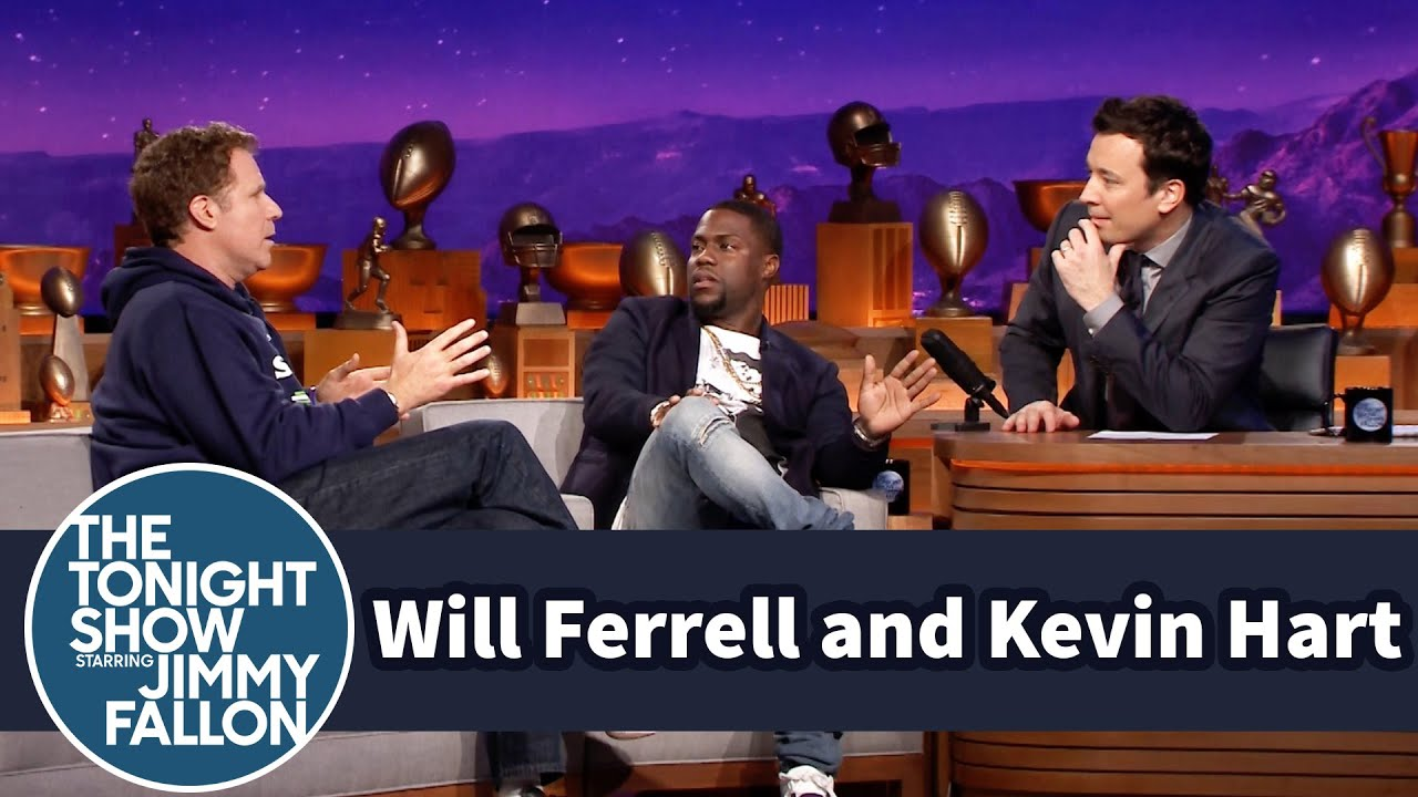Kevin Hart Taught Will Ferrell How to Dance Hard thumbnail