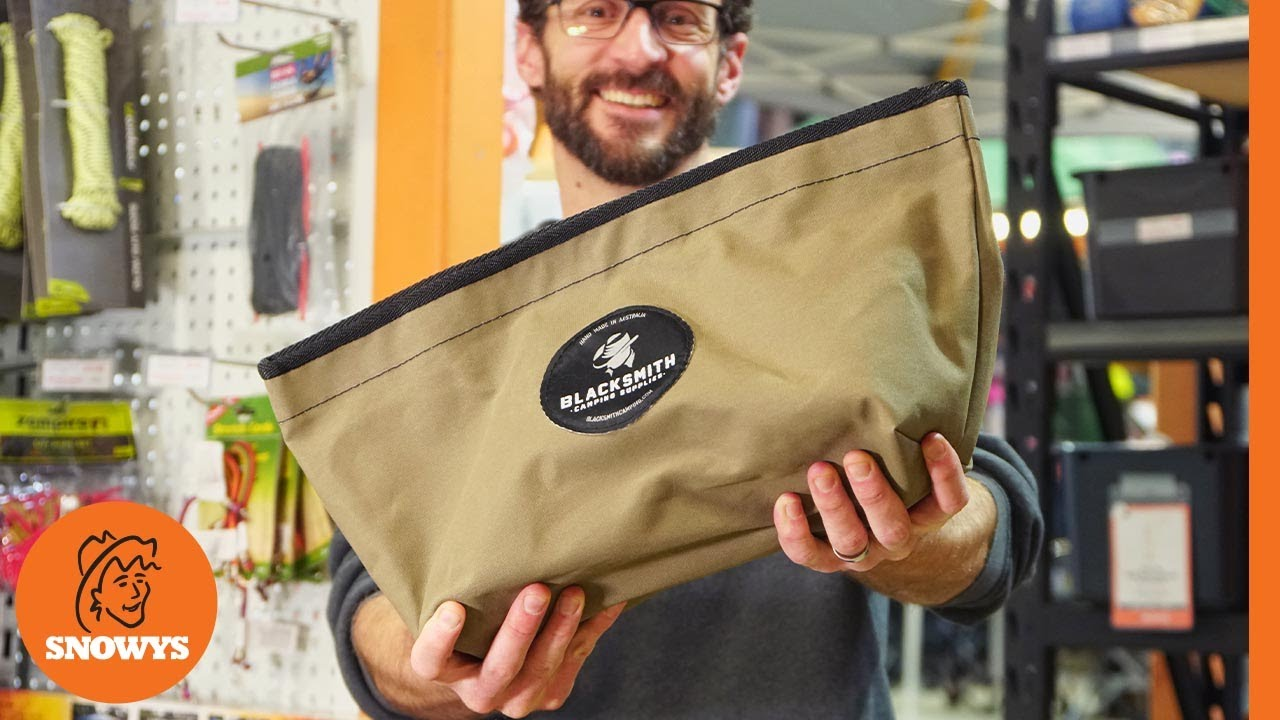 Australian Made Peg & Tool Bags