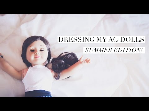 Dressing My Dolls + OOTW