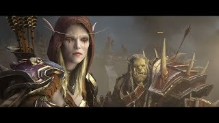 Alan Walker - Different World (Emanse Remix) [ Cinematic World of Warcraft]