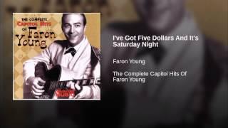 I've Got Five Dollars And It's Saturday Night