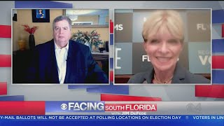 Facing South Florida: Florida Democratic Party Chair Terrie Rizzo Pressed On PPP Loans