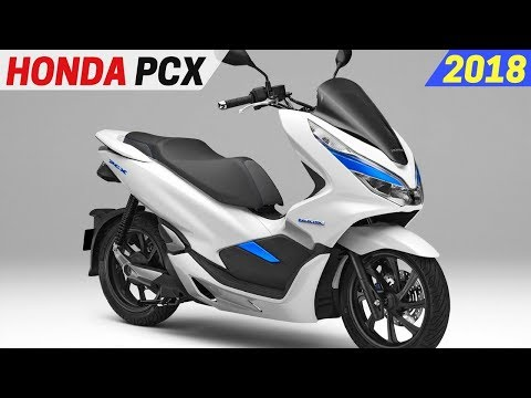 NEW 2018 Honda PCX Hybrid And Electric Scooter – High Output Battery