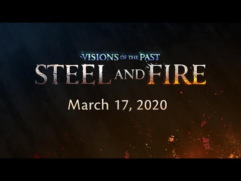 Guild Wars 2 'Visions of the Past: Steel and Fire' Out March 17th