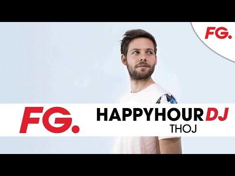 THOJ | HAPPY HOUR DJ | INTERVIEW & LIVE DJ MIX | RADIO FG