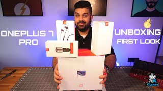 OnePlus 7 Pro, Bullets 2 Wireless Detailed Unboxing And Hands On