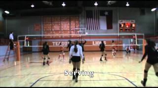 Allison Carrigan - Short Volleyball Highlights