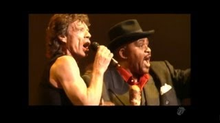 The Rolling Stones  Solomon Burke - Everybody Needs Somebody (Live) - Official