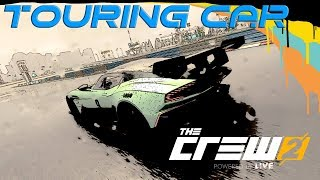 The Crew 2 - Best race to farm performance parts - Touring Car Category