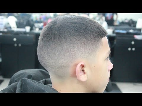 BALD FADE HAIRCUT TUTORIAL
