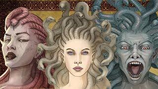 The Gorgons of Greek Mythology - (Greek Mythology Explained)