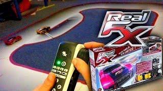"""Гоночный трек Real FX Racing от компании Интернет-магазин """"Timatoma"""" - видео 2"""