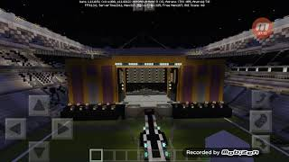 Michael Jackson history tour en Minecraft!