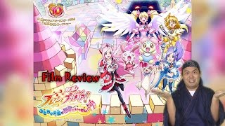 Fresh Pretty Cure the Movie: The Kingdom of Toys Review