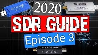 2020 SDR Guide Ep 3 : Beginner Budget SDR Shootout (Generic vs Nooelec vs RTL-SDR v3) cheap SDRs!