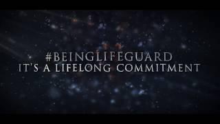 #BeingALifeguard