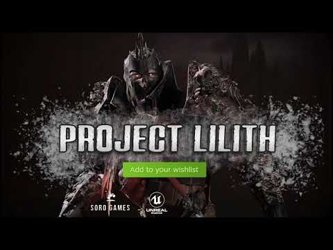 Project Lilith Reveal Trailer