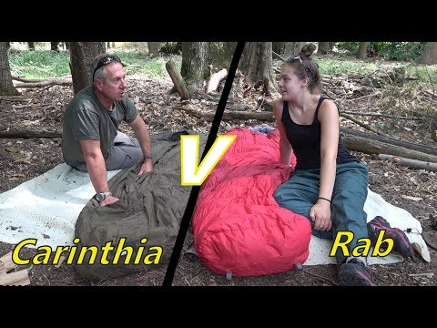 Long Term Review | Down vs Synthetic Sleeping Bags