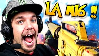 LA M16 DE BLACK OPS 3 !!