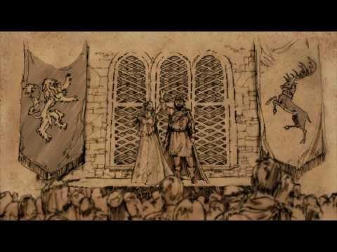 Plenění Králova přístaviště dle Lannisterů