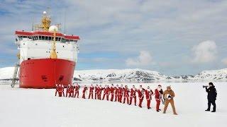 Babbo Natale arriva con la nave di D'Amico!