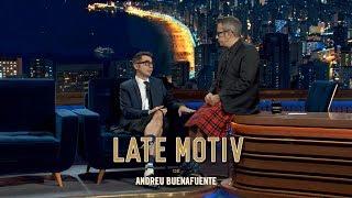 "LATE MOTIV - Berto Romero. ""La Esponja""    #LateMotiv456"