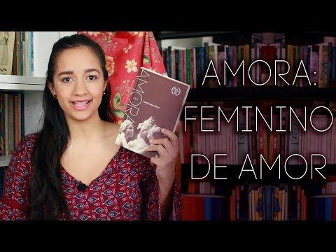 AMORA, de Natalia Borges Polesso (resenha)   LiteraTamy
