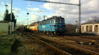 preview picture of video 'Kutná Hora hlavní nádraží- fotomix'