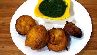 Capsicum Chop Recipe – Calcutta Street Food Recipe | Indian Bengali Appetizer Recipe