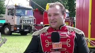 Circus Barani mag weer aan het werk