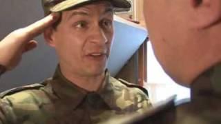 Прикол  Генерал и семья  До чего доводит долбоебизм российской армии