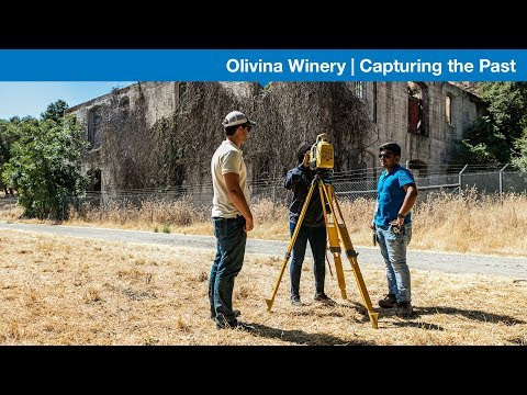 Historic Olivina Winery | Capturing the Past
