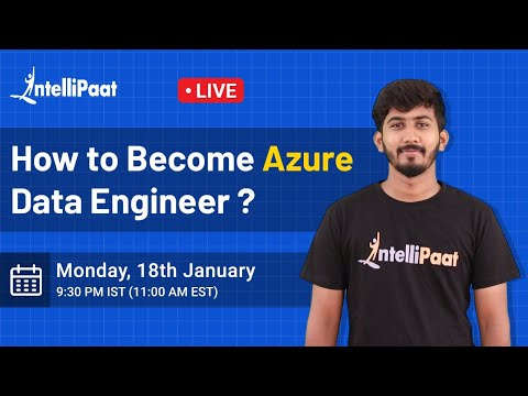 Azure Data Engineer Certification | How to Become Azure Data ...