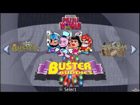 (PSP) Capcom Puzzle World (ULES-00647) Gameplay