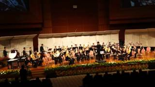 Finale Wind Orchestra 2012. Sekolah Menengah Sains Machang.flv