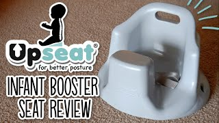 Upseat Infant Booster Seat Review