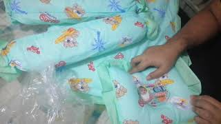 Affordable Baby Comforter Crib Set Mattress - Worth Buying? (Part 1)