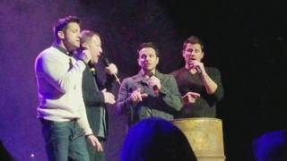 98 Degrees at Christmas *I'll Be Home For Christmas*  Richmond 11/28/17